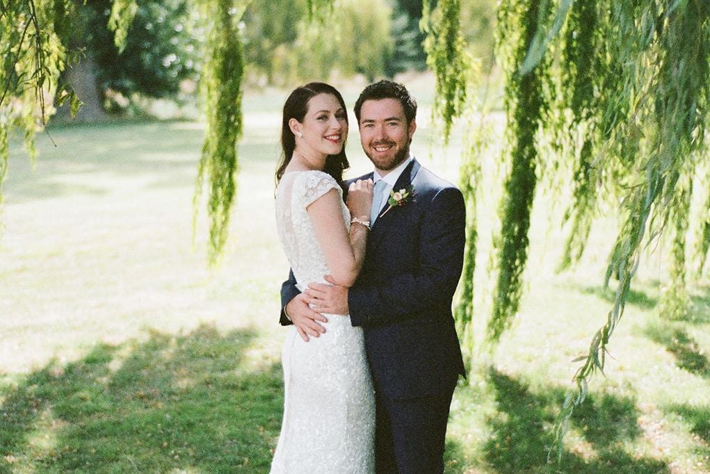 Kate & Matt, Mana Lodge Wedding, Hawke's Bay | Wedding Photography by Meredith Lord