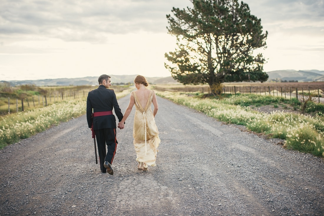 Jenna & Jared, Vintage Wedding, Hawke's Bay | meredithlord.com
