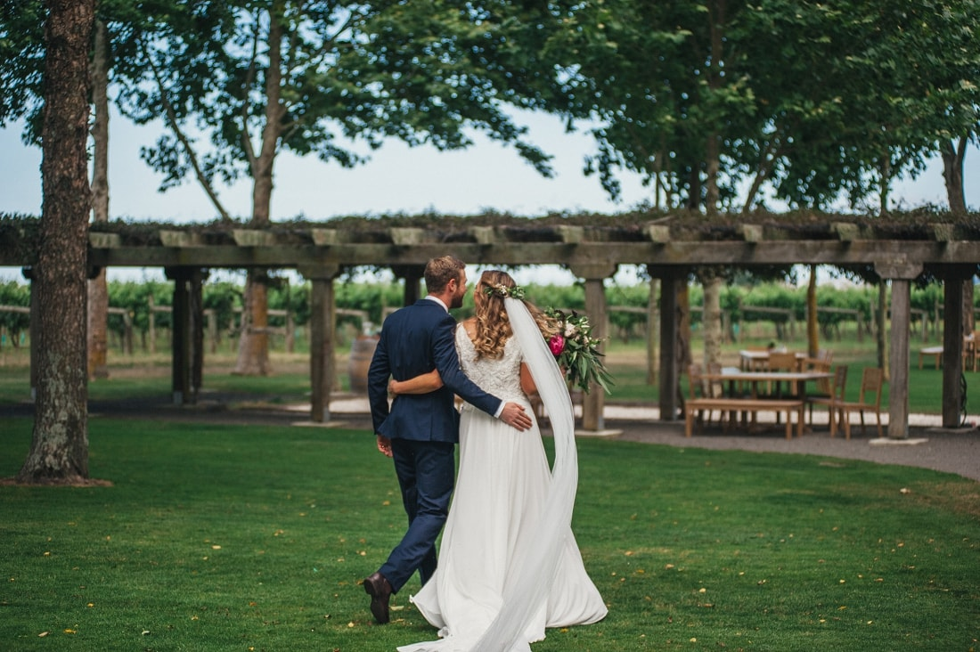 Jess & Nate - Hawke's Bay Wedding, Te Awa Winery | www.meredithlord.com