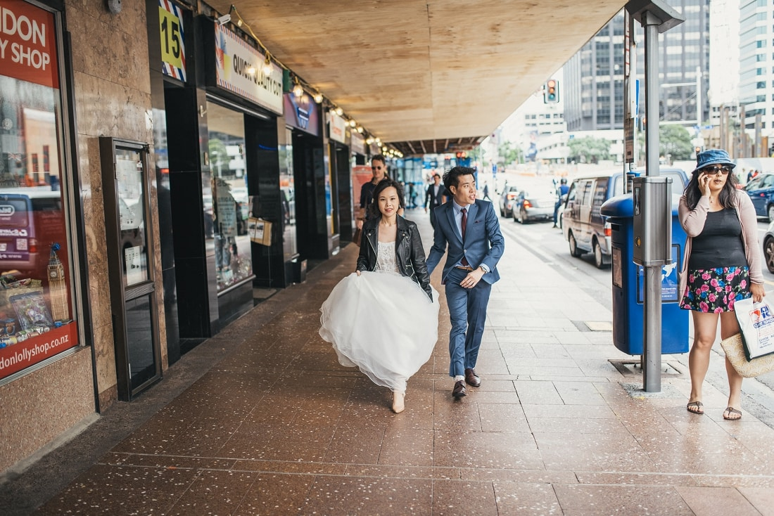 Mei & Joshua - Auckland Pre-Wedding, New Zealand | www.meredithlord.com