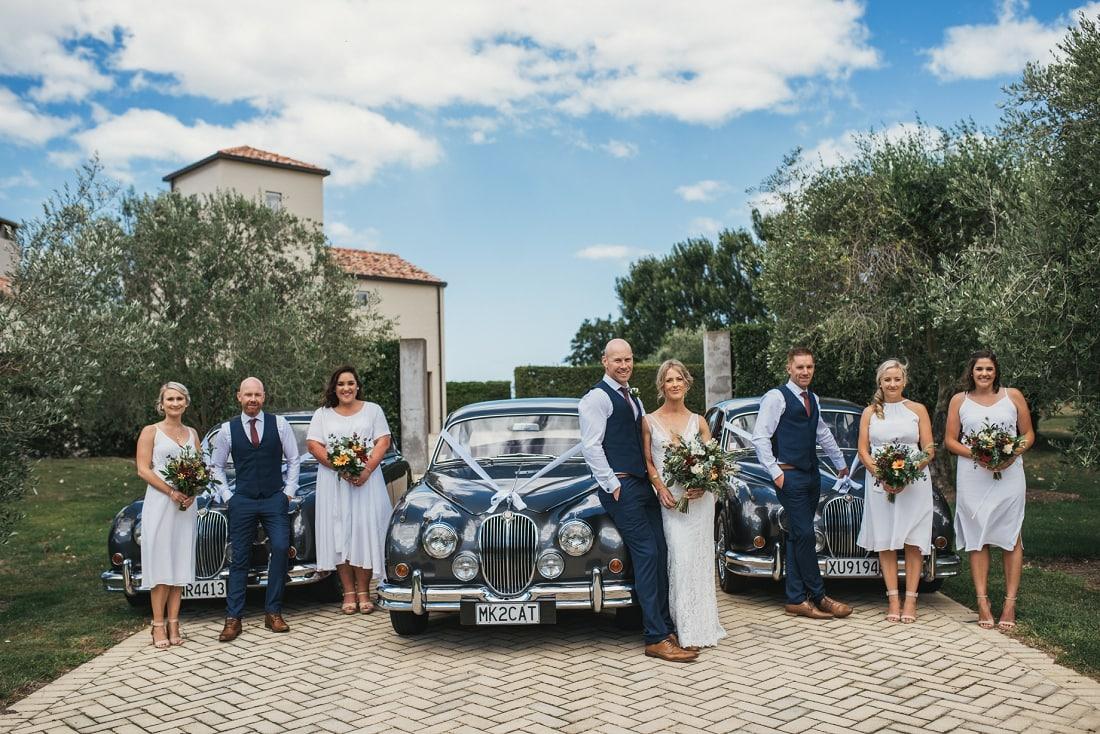Abby & Jono - Hawke's Bay Wedding, Te Awa Winery | www.meredithlord.com