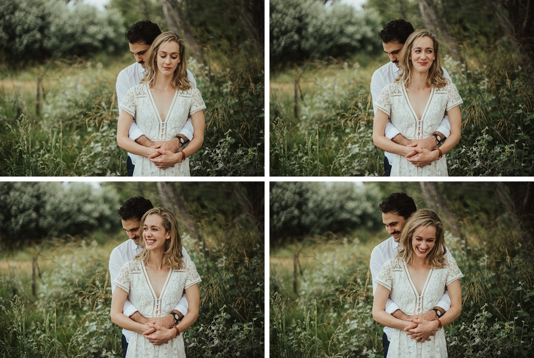 Hannah & Joe - Waimarama Beach, Hawke's Bay Engagement Session | www.meredithlord.com