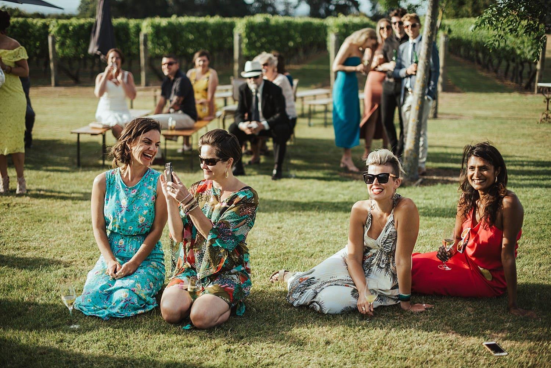 Tash & Matt - Red Barrel Winery Wedding, Hawke's Bay | www.meredithlord.com