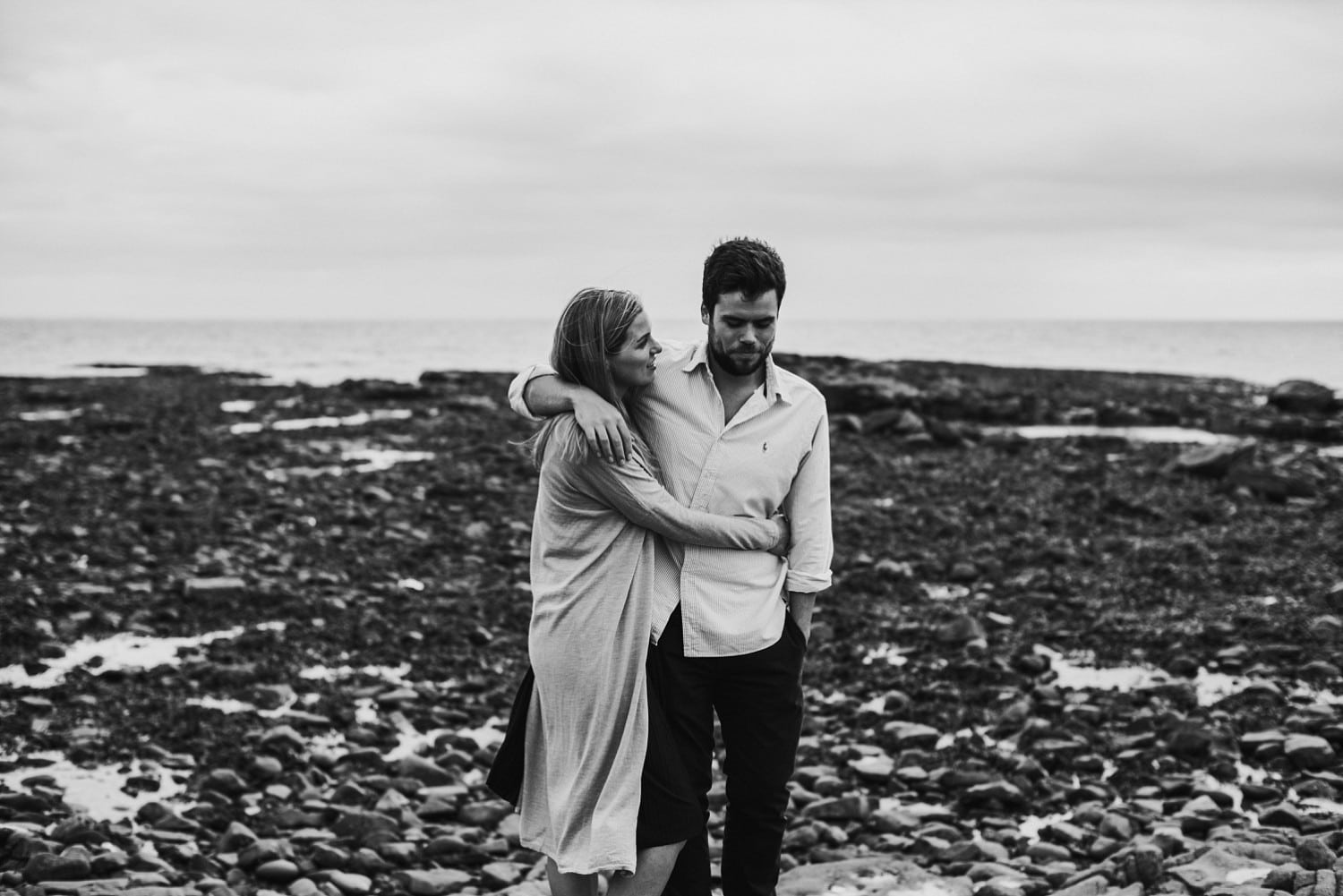 Teresa & Joe - Ireland Engagement Session | www.meredithlord.com