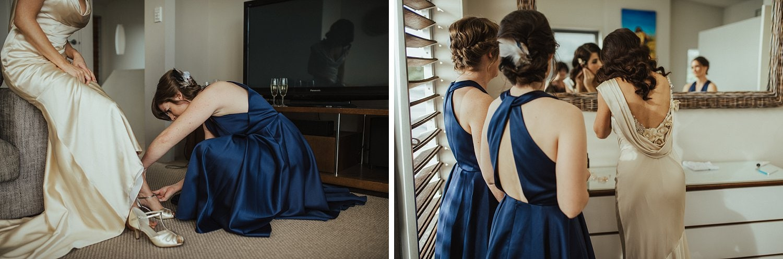 Rebecca & Jamie - Waiheke Island Wedding | www.meredithlord.com