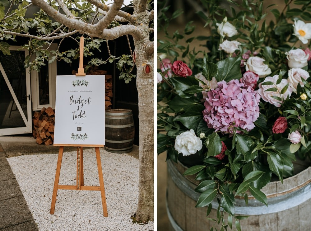 Bridget & Todd - Black Barn Wedding, Hawke's Bay | www.meredithlord.com