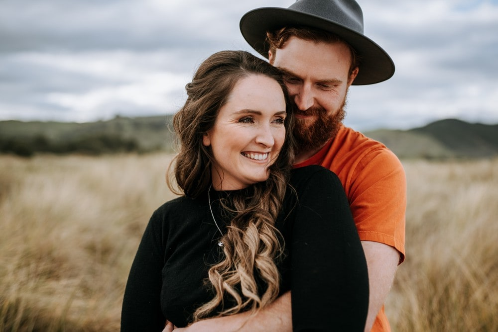 Alice & Ryan - Hawke's Bay Engagement Session | www.meredithlord.com