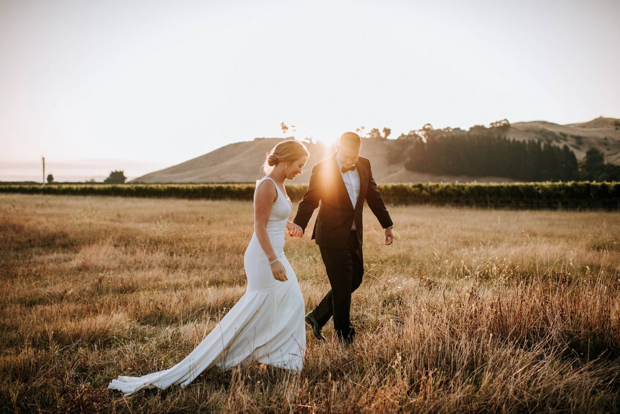 Emma & Andrew - Te Awa Winery Wedding | www.meredithlord.com